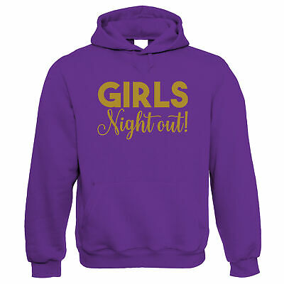 Girls Night Out Hoodie - Pop Culture Gift Him Her Birthday
