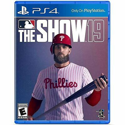MLB The Show 19 PlayStation 4 PS4, SEALED!