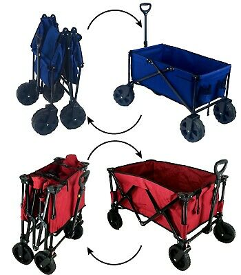 Collapsible Wagon (With All Terrain Wheels Variation)