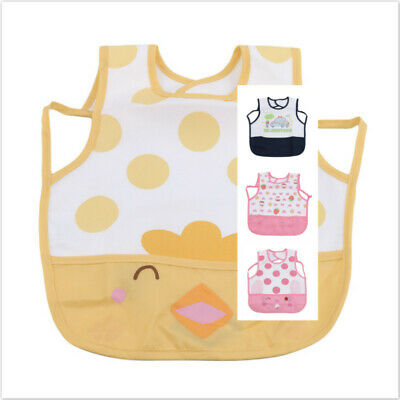 Toddler Baby Saliva Bibs Stuff Burp Cloth Supplies New Polyester Feeding Apron