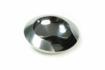 XXD's Cascara Stainless Steel Mini Silver Pouring Bowl