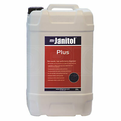 Janitol Plus Heavy Duty Surface Degreaser - 25 Litre 25L