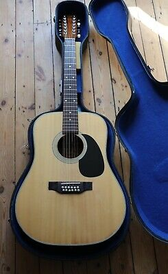 Cheeky C.F Mountain! JAPAN! Rare D18 Acoustic Guitar Replica 1977 Luthier Setup