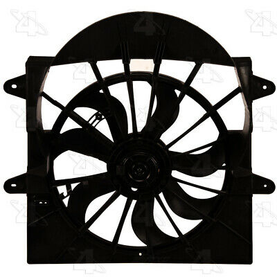 Engine Cooling Fan Assembly-Radiator Fan Assembly Cooling Depot 76004
