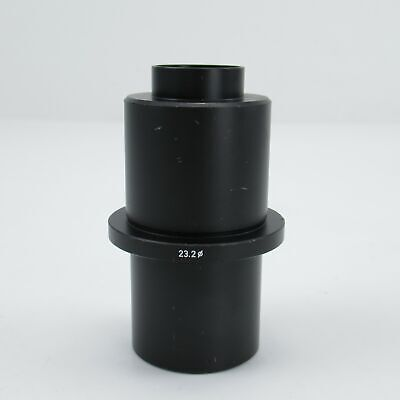 Leica/Leitz 38Mm To 23.2Mm Microscope Photo Tube Adapter