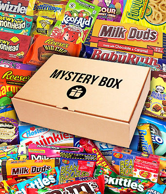 Isolation Care Box American Candy Sweets Gift Hamper USA Imported Kids Box
