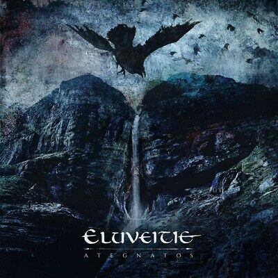 2019 ELUVEITIE ATEGNATOS with Bonus Tracks CD Album Rock Heavy Metal Jazz