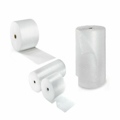 Bubble Wrap Small Large Bubble Rolls 50 & 100 Metre Packing Cushioning Huge SIZE