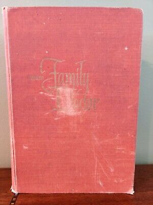 """Vintage Medical Book """"The Family Doctor"""" by W. B. McKnight 1963"""