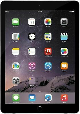 Apple iPad Air 2 A1567 MGWL2CL/A 128GB, Wi-Fi + Cellular 9.7in Space Gray