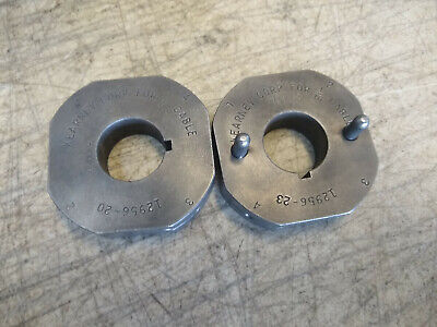 """Kearney No 7-1 Swaging Machine Cable Swager Tool Terminal Die 1/16"""" 13838-20 -23"""