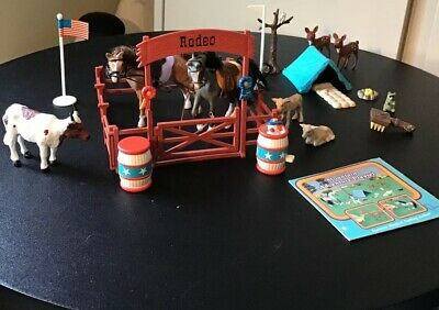1999 Empire Grand Champions Rodeo And Mountain Adventure Playsets