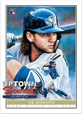 Topps - Game Within The Game Card #4 - Bo Bichette