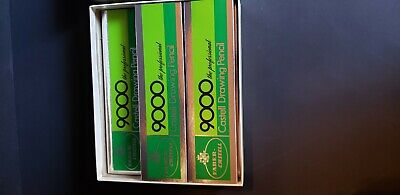 VIntage FABER CASTELL 9000-3H Professional DRAWING ART PENCILS Germany Box of 12