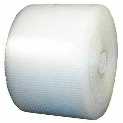 "3/16"" SH Small Bubble Cushoning Wrap Padding Roll 700'x 12"" Wide Perf 12"" 700 FT"