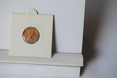 Proof half penny coin 1978