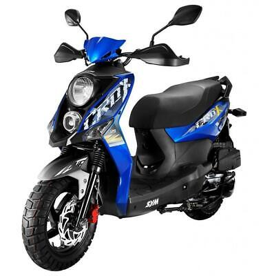 2020 Sym Crox 125Cc Scooter - Learner Legal - Bike  Kit Packages Available!