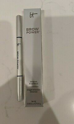 It Cosmetics Brow Power Universal Taupe Eyebrow Pencil Full Size