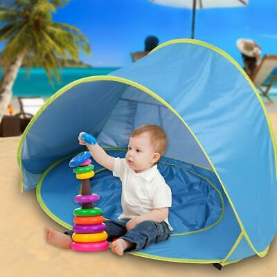 Baby Beach Sun Shelter Tent Outdoor Portable Waterproof Shade Pool UV Protection