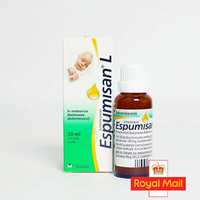 Espumisan L Baby Drops 30ml Baby Colic, Stomach Aches, Bloating