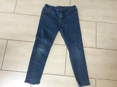 Boys Blue Denim Jeans - Age 11-12 Years