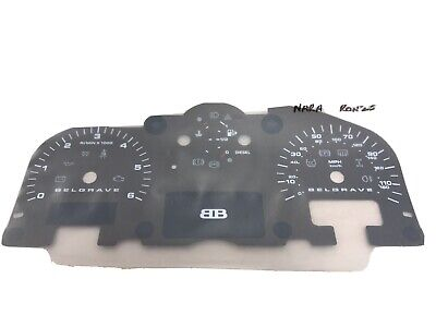 LAND ROVER DEFENDER DASH / DIALS UPGRADE KIT LOCKWOOD BELGRAVE - Oem!