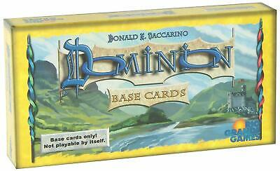 NEW HOT L@@K! Dominion BASE Replacement cards 12 Platinum Rio Grande NEW ART!