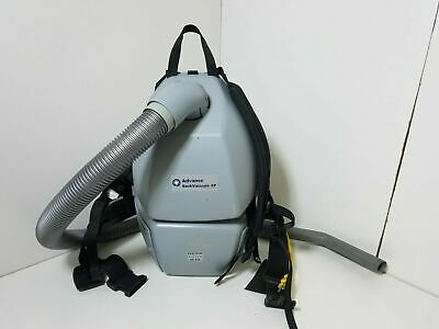 Nilfisk Advance BackVacuum XP Backpack Vacuum Cleaner HEPA -C174