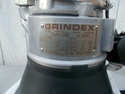 Grainger Style Commercial Submersible Sump Drainage Water Pump 100 Gpm /2''