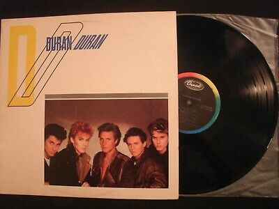 "Duran Duran - S/T - 1983 Vinyl 12"" Lp./ VG+/ New Wave Power 80's Pop Rock AOR"