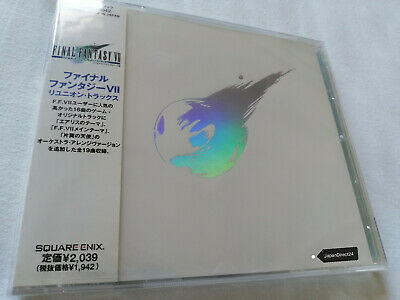 Final Fantasy VII FF7 Reunion Tracks - Brand New Sealed - Made in Japan