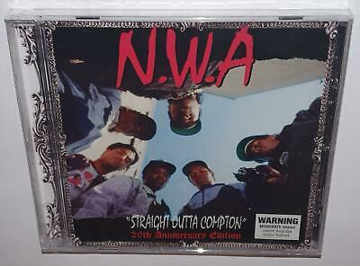 Nwa Straight Outta Compton ( 2015) Brand New Sealed Cd Eazy-E Dr Dre Ice Cube