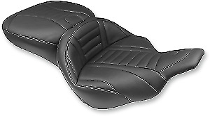 Mustang Seat DLX SUPR TR FL 97-07 76739