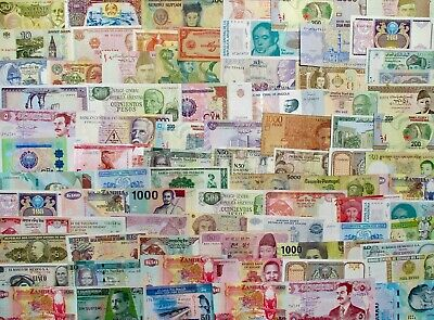 YOU PICK THE BILLS Mixed Foreign Currency World Paper Money (SEE DESCRIPTION)