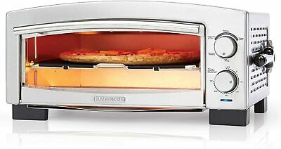BLACK+DECKER Convection Toaster Pizza Oven & Snack Maker
