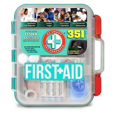 First-Aid Kit (351 pc.)