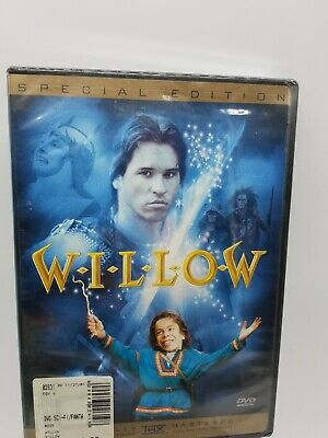 Willow (DVD, 2003, Special Edition) Brand NEW Sealed In Package Kilmer LUCASFILM