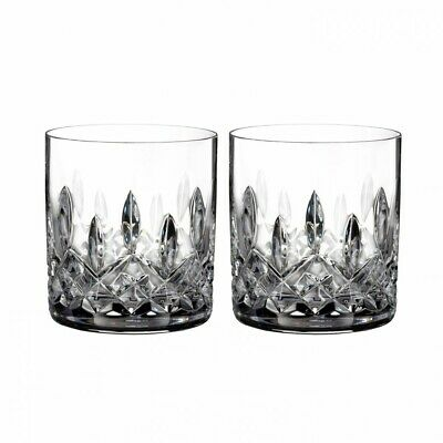 New Waterford Crystal 5oz. Flat Sided Tumblers  (6)