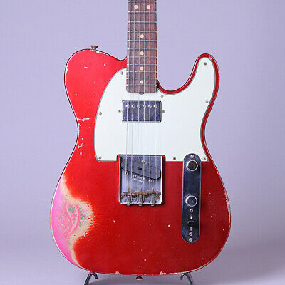 New Fender Custom Shop Limited 60'S Hs Telecaster Heavy Relicaged *Nkg792