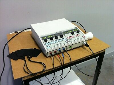 Combination Therapy Equipment Dual Frequency Ultrasound & Interferential