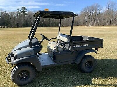 4wd Club Car Carryall 1500