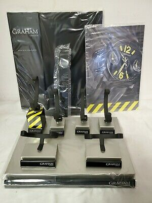 Graham Silverstone Watch Small Window & Incounter Displays NEW