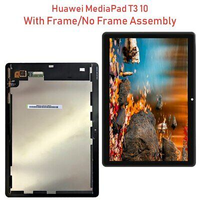 For Huawei MediaPad T3 10 AGS-W09 L09 L03 LCD Display Touch Screen Digitizer Blk