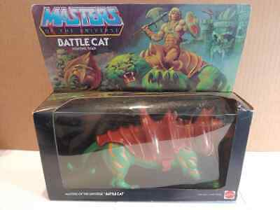Maîtres de l/'univers Super 7 Reaction squelettor /& panthor Battle Cat /& He-man lot