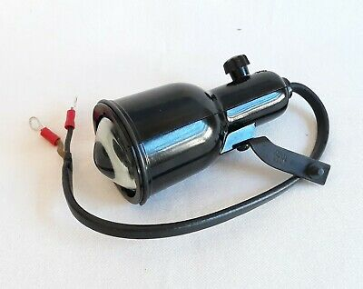 Singer Sewing Machine 66 99 15-91 Bug Eye Spotlight Lamp Light Excellent Wiring