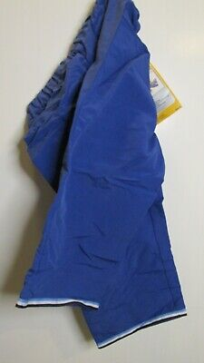 LL Bean Girls Kids Boys Toddlers 2T Pants Track Jog Windbreaker Sunblock Blue