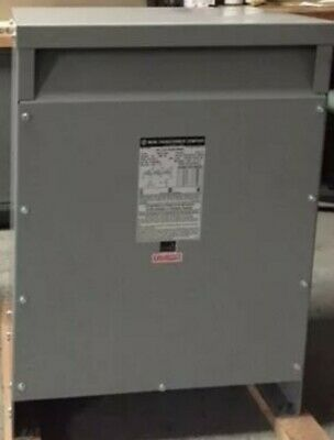 Used MGM 75KVA 240-208/120 Three Phase Transformer