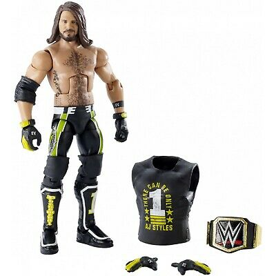 WWE Top Picks Elite Collection AJ Styles 6-Inch Action Figure (F)