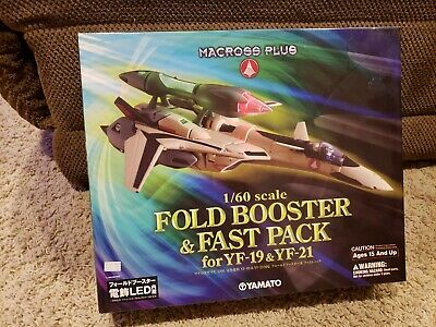 Macross Plus- YAMATO - 1/60 Scale Fold Booster & Fast Pack for YF-19 and YF-21