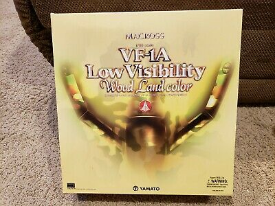 Yamato Macross Vf-1A Low Visibility 1/48 Scale